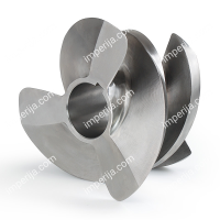 Screw with impeller